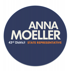 State Rep. Anna Moeller for Illinois